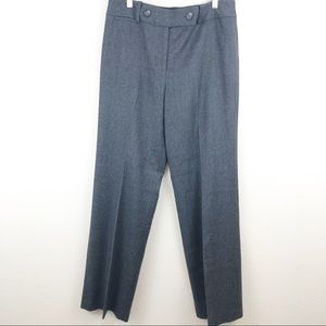 Ann Taylor Wool Cashmere Blend Career Pants